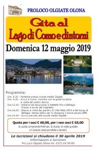 inizieremo con un giro nel centro storico del capoluogo comasco, per poi imbarcarci sul traghetto che ci porterà a Bellagio, dove visiteremo il suo borgo e i giardini di Villa  Melzi d'Eril